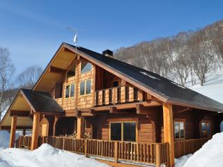 Mont Blanc Luxury Annupuri Higashiyama Log House