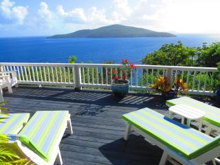 St. Thomas USVI 3 bedroom plus Cottage Villa