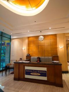 Residential Lobby Desk
