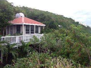 St. Thomas USVI 3 bedroom plus Cottage Villa
