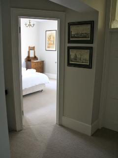 Looking towards Bedroom 1