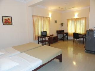 Tulips Homestay : Non-a/c Deluxe Studio Room, B 2, Mysore