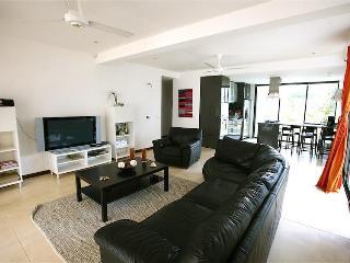 modern seaside garden apartment, Dominican Republic