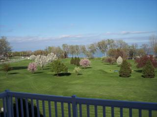 Stunning View, pool, golf, Cedar Point, Lake View, Marblehead