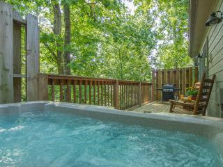 Soak Your Cares Away ! Private Hot Tub on Rear Deck
