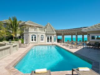 Casa Varnishkes (Casa V) welcomes you to the quiet side of Providenciales, Turks and Caicos., Long Bay Beach