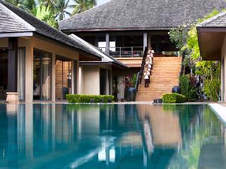 Ama Lur Villa.  Beachfront ,quiet area no direct neighbors.exeptional service...