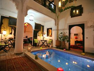 Riad Eloise Morocco Medina authentic house, Marrakech
