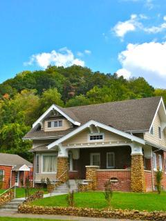 Vela's Villa Harlan Kentucky's Private Vacation Homes
