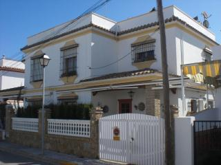Façade of the house.