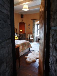 Top bedroom, double or twin