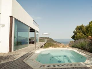 Luxury Ibiza Design Villa Cap Rubio- seafront