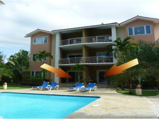 Ocean Dream Phase 4 unique beachfront 4bdr apt 2+2, Cabarete