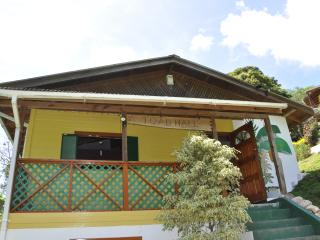 Toad Hall, Castara, Tobago.