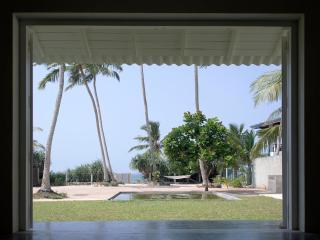 Olu Beach Villa, enchanting ocean front villa