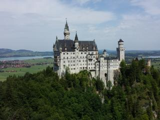 Luxury Vacation Apartment near Neuschwanstein, Schwangau