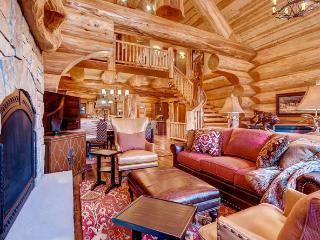 Moose Ridge Cabin -Hot Tub, 5 Acres, Log Cabin!, Breckenridge