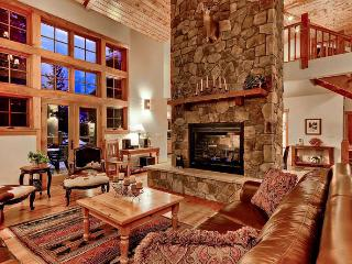 Mountain Lodge at the Preserve-Hot tub, pool table, Breckenridge