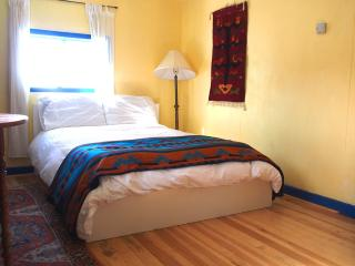 D.H. Lawrence's Historic Cabin on Taos Goji Eco Lodge: Close to Taos, San Cristobal