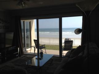 Beach View from the comfort of the living room