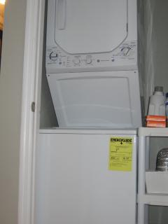 Laundry Room conveniently located within the unit