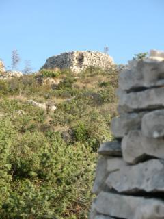 Old Rakalj ruins