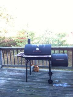 porch grill
