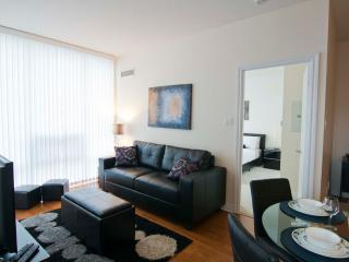 2 Bedroom Furnished Suite, Square One, Mississauga