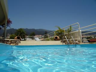 PRIVATE POOL, fantastic view, wifi, air cond, park,, Funchal