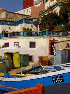 Taghazout fishongboats