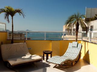 RioBeachRentals - Beach Therapy Penthouse #305, Rio de Janeiro