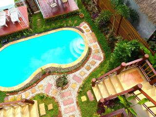 Villa Siam Lanna at Golden Pool Villas - Sea Views -5 mins walk to Kantiang Bay!