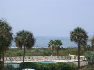 Oceanfront Charleston A+ Views 10 Mi Hist Dist Art/Music/Dining/Festivals...MORE, Isle of Palms