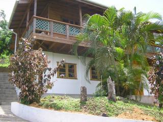 Leapfrog, Castara, Tobago.