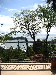 View at Balcony Doors