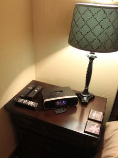 Awake to you I Phone music with the iHome Alarm Clock