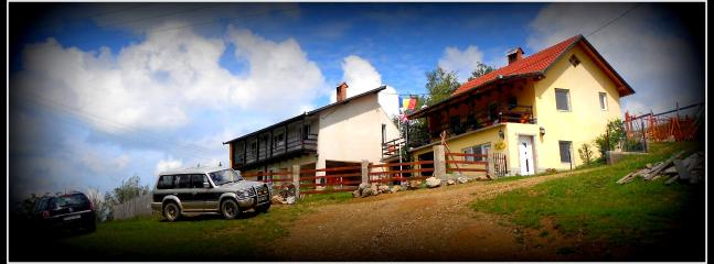 Casa Roger - Your comfortable home from home the ideal base for exploring Transylvania