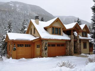 This is the most spectacular 6 bedroom 5.5 bathroom home in East Vail