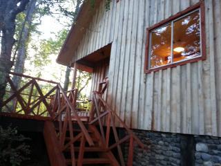 Casa Hualle - en Coñaripe - Lago Calafquén