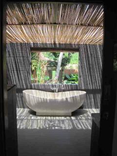 Master bathroom - Spa ambience