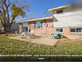 Best Deal in Boulder! - 3 Bedroom So. Boulder Home