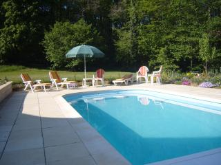 Heated Pool set within 4 acres of gardens and grounds