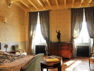 Chateau des Faugs: Cévenole Suite