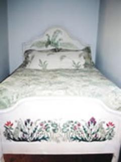 Creamery Cabin Bedroom