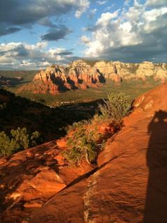 View of Sedona