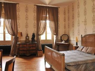 Chateau des Faugs: Wallenstein Suite, Boffres