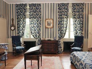 Chateau des Faugs: Suite Fervall, Boffres