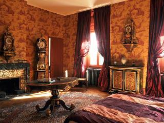 Chateau des Faugs: Istar Suite, Boffres