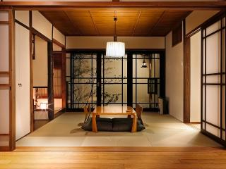 BY THE PHILOSOPHER'S PATH, GORGEOUS TRADITIONAL JAPANESE HOUSE.