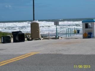 BEACH RAMP ACROSS THE STREET FROM HOUSE 15 STEPS AWAY